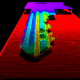 security key laser scan
