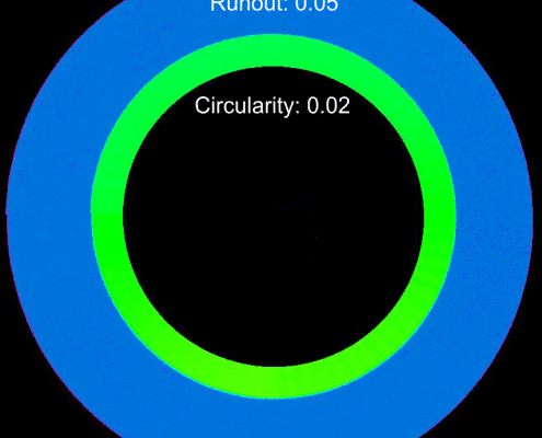 Circularity and Runout Measurements