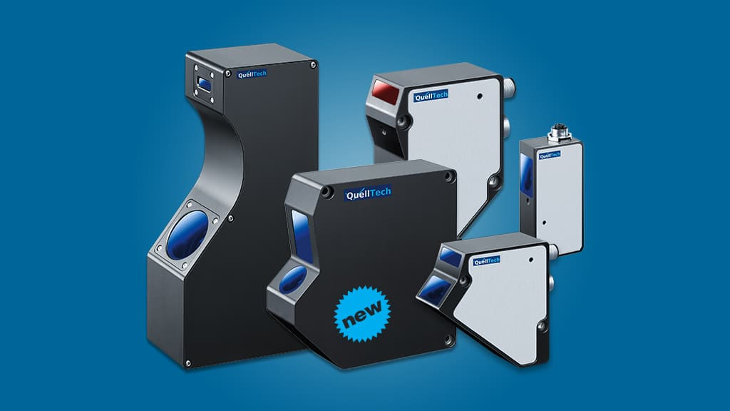 Products laser scanner lineup